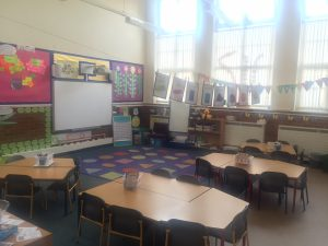 Corfu classroom