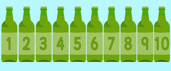 10-green-bottles-prev - St Cyprian's Greek Orthodox Primary Academy